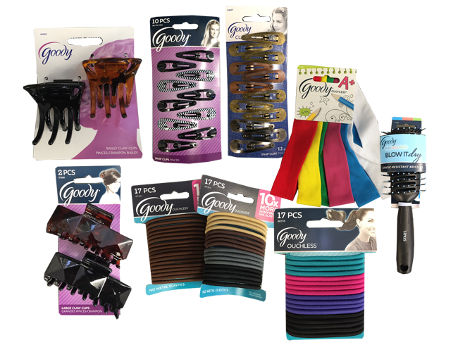 Goody Hair Accessories Wholesale