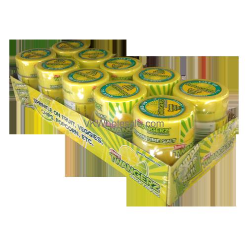 Twangerz Lemon Lime Salt Wholesale Twangerz Snack Topping