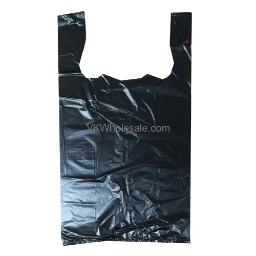 1 8 Heavy Duty T Shirt Shopping Bags Wholesale T Shirt