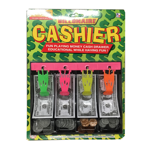 Play Money Toy : Cashier playing money toy wholesale toys vk