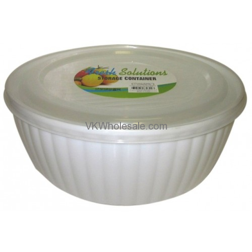 195 Liter Round Storage Container Wholesale Household Plastic