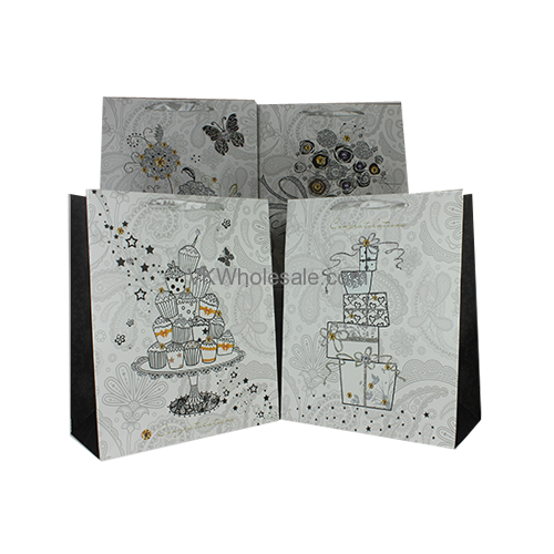 Wedding Gift Bags Glitter Large Wholesale, Gift Bags Wholesale