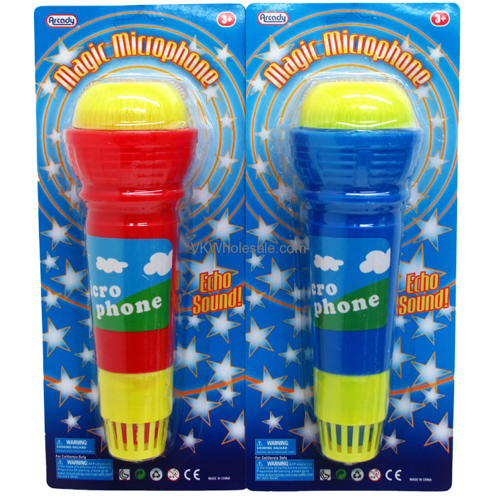 5 Dollar Toys : Quot magic microphone toy wholesale dollar store toys