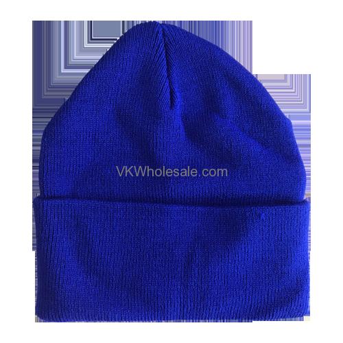Blue Winter Hat Wholesale 05cc28c5680