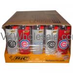 Wholesale BIC Cubs Lighters 50 Ct