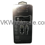 Premium iPhone 5/6/7/x Dual Car Charger Warner Wireless Wholesale