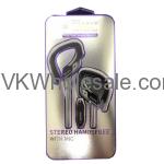 Premium Headphones with Mic Warner Wireless Wholesale