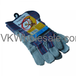 Wholesale Leather Palm Split Cowhide Gloves