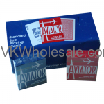 Wholesale Aviator Standard Size Playing Cards