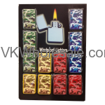 Refillable Windproof Lighters Wholesale