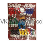 Snap Klip Key Chains Wholesale