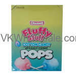 Wholesale Charms Fluffy Stuff Cotton Candy