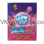 Wholesale Charms Blow Pop Bursting Berry