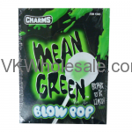 Wholesale Charms Mean Green Blow Pop