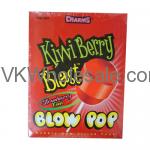 Wholesale Charms Kiwi Berry Blow Pop