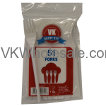 Plastic forks Wholesale