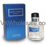 David & Gabriel Perfume for Men Wholesale