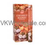 Wholesale HEM Coconut Mango Incense Sticks