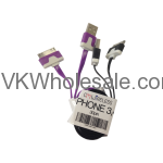 iPhone 3, 4 Charger Cable Wholesale