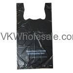 1/6 Heavy Duty T-Shirt Shopping Bags Wholesale