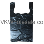 1/8 Heavy Duty Thank You T-Shirt Shopping Bags Wholesale