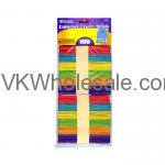 Colored Craft Sticks Wholesale
