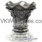 Wholesale Electric Scented Oil Warmer Black