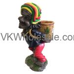 Jamaican Man Ashtrays Wholesale