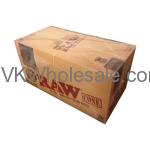 RAW Classic Kingsize Cones Wholesale