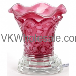 Wholesale Electric Scented Oil Warmer Red