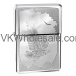Zippo Windproof Birds Of Prey High Polish Chrome 21069 Wholesale