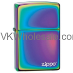 "Zippo ""Spectrum Logo"" Finish Lighter 151ZL Wholesale"