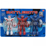 "3PC 4.5"" BATTLE DROIDS SET IN BLISTER CARD Wholesale"