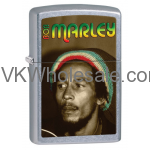 Zippo Bob Marley Portrait - Street Chrome 28488 Wholesale