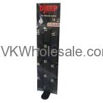 Djeep Paris Black Leather Lighters Wholesale