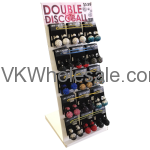 Double Discoball Earring Jewelry Display Wholesale