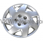 "16"" Hub Cap Wheel Cover Silver Wholesale"