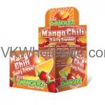 Twangerz Mango Chili Saltysweet Salt Packets Wholesale