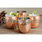 Moscow Mule Mug Hammered Copper Wholesale