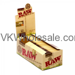 RAW Rolling Papers Organic Hemp Wholesale