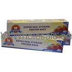 Zipper Seal Storage Bag Gallon Size Wholesale
