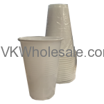 White Plastic Party Cups Wholesale