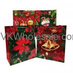 Christmas Gift Bags Gloss Large Wholesale