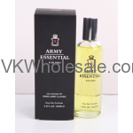 Army Essential Perfume for Men Wholesale