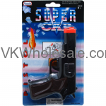 Black Super Cap Gun Toy Wholesale
