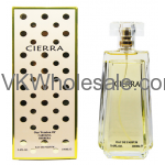 Cierra Perfume for Women Wholesale