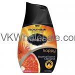 Renuzit Gel Air Freshener Grapefruit Bergamot 7.0 oz Wholesale