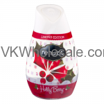 Renuzit Gel Air Freshener Holly Berry 7.0 oz Wholesale