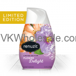 Renuzit Gel Air Freshener Flower Delight 7.0 oz Wholesale