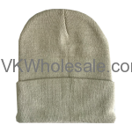 Beige Winter Hat Wholesale